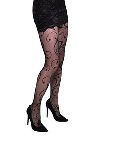 9098fc220 Adrian Comfortable tights Secession 20 den Plus size collection by Adrian Patterned  Tights