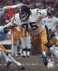 Mean Joe Greene doesn't look that mean... Does he? he wasn't so mean when he was giving a speech after they tore down three rivers stadium following the 2000 season.he got quite emotional during this speech.he showed his softer side.i guess that three rivers stadium meant alot to him.i have some fond memories of some of the games he and the steelers of the seventies played there.