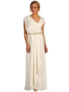 We'd like to thank #MaxandCleo for the ultimate engagement party frock! #grecian #weddinginspiration #maxidress