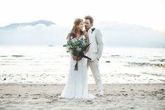 Vitória Ferraz e André Lefcadito - Casamento na praia - Ilhabela - Beach Style Weddings