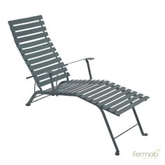 Fermob Bistro Adjustable Chaise Lounge
