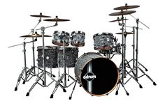 Are you looking for a new set of drums? You can find a selection of DDRUM DRUMS including this DDRUM REFLEX GREY BUBBLE 5-PIECE SHELL PACK at jsmartmusic.com