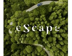 "Check out new work on my @Behance portfolio: ""ESCAPE"" http://be.net/gallery/43998613/ESCAPE"
