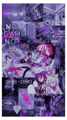 no game no life wallpaper