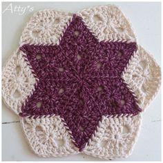 Atty's : Star Blanket tutorial. ~k8~