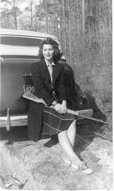 Ava Gardner is from a little town in North Carolina near Wake Forest. My father danced with her when he was a young man.