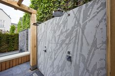 decorative concrete wall forms - Google Search