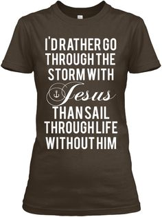 #Ladies religious t-shirts, #christiantshirts #nautical