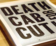 DEATH CAB :)