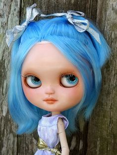 ICY doll custom