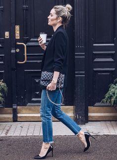 Camilla Pihl street style @camillapihlno on #Instagram