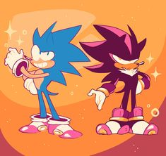 im doing some sonic 'redesigns' so i can get more comfortable drawing them again! Sonic The Hedgehog, Hedgehog Movie, Silver The Hedgehog, Shadow The Hedgehog, Sonic And Amy, Sonic And Shadow, Character Art, Character Design, Anime D