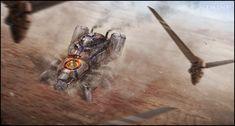 Project Dune | mark molnar