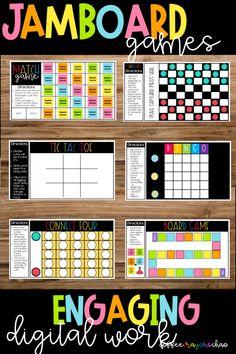 3rd Grade Classroom, School Classroom, Classroom Activities, Flipped Classroom, Google Classroom, Classroom Ideas, Game Bingo, Game 3, Teacher Tools