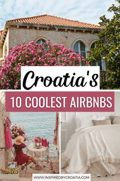 "If you're planning a trip to Croatia and are looking for some unique places to stay, you've come to the right place! From restored castles to 200-year-old wine cellars, this post rounds up 10 of the coolest Airbnbs in Croatia. | unique Airbnb | unique Airbnb ideas | Airbnb Europe best | coolest Airbnb Europe | European Airbnb | beautiful Airbnb Europe | best Airbnb in Europe | unique Airbnb Europe | Airbnb Europe best | Croatia best hotels | Croatia best hotels | Croatia best places to stay""…"
