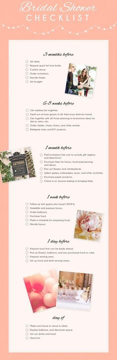 Tips for Planning The Perfect Bridal Shower   LC Living