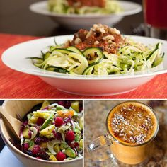 Raw Recipes For Beginners -keep clicking on the pics and you'll get to the recipes FYI,