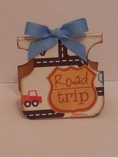road trip bookmark