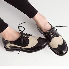 calzado mujer modelo oxford de verano - Buscar con Google