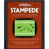Stampede Atari 2600 Game. Game only. Great condition!!! Tested and works like new.