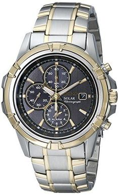 Seiko Men's SSC142 Stainless Steel Solar Dress Watch Seiko http://www.amazon.com/dp/B00B7FY0B2/ref=cm_sw_r_pi_dp_.o43wb1G8SJ46