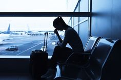 Skip the Airplane Cold: 5 Ways to Avoid Getting Sick After Flying --- Many travelers swear they get sick after every trip. Was it the food, the pina coladas—or the plane? Here are five ways to avoid getting sick after flying. Cozumel, Feeling Sick, How Are You Feeling, Radios, Travel Outfit Spring, Hate Work, Long Flights, Jet Lag, Wellness