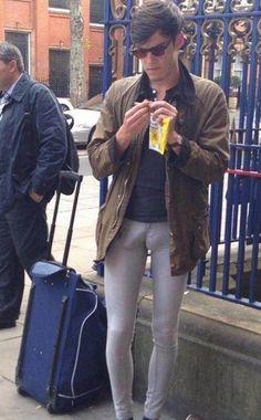 The Best Reason Men Shouldn't Wear Jeggings  ---- funny pictures hilarious jokes meme humor walmart fails