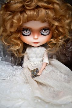 Claudia from Interview with the Vampire by erregiro, via Flickr