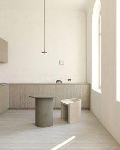 Nordic Living, Minimalist Apartment, Nordic Design, Danish Design, Home Decor Inspiration, Decor Ideas, Minimalism, Kitchen Design, House Design