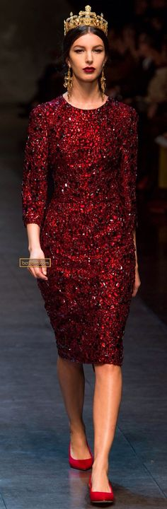 Dolce & Gabbana Fall Winter 2013-14