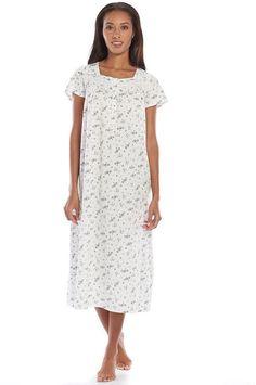 Croft   Barrow® Pajamas  Lace-Trim Knit Nightgown - Women s 2a79af811