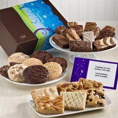 send brownies;