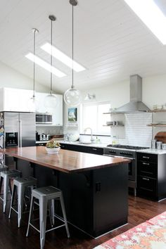Lights For Vaulted Ceilings Kitchen