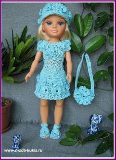 NANCY! Платье, повязка на голову, сумочка, сандалики в цветочках