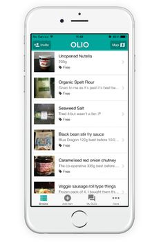 Food Waste App OLIO Prevents Thousands Of Items From Being Thrown Away   The Huffington Post