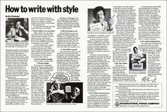 "Kurt Vonnegut Explains ""How to Write With Style"""