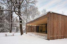 Gemeinschaftshaus, Selb-Plössberg, D — Website