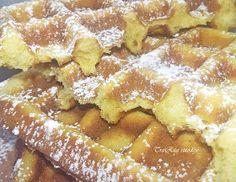 TraRita sütödéje és egyéb munkái : Gofri Serbian Recipes, Serbian Food, Waffles, French Toast, Sandwiches, Baking, Breakfast, Morning Coffee, Bakken