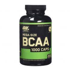 BCAA ON 1000mg - 200 caps Cap, Fitness, Food, Baseball Hat, Meal, Essen, Hoods, Peaked Cap, Keep Fit