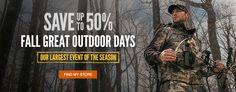 Fall Hunting Sale | Fall Hunting Gear, Camo & Apparel : Cabela's