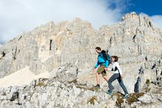 Wandern im Latemargebirge/Escursioni Latemar
