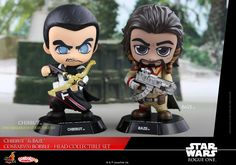 Rogue One Chirrut & Baze Cosbaby Bobble-Heads Coming Soon