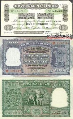 India 10 Rupees Old Series Peacock Series UNC P-81 Malhotra Lot of 5pcs