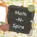 Math-N-Spire - A middle school math blog.