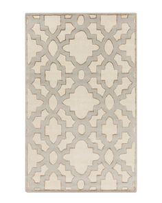 Spotted this Modern Classics Contemporary Hand-Tufted Rug on Rue La La. Shop (quickly!).