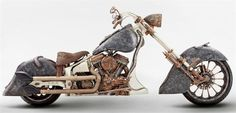 World's most expensive motorcycle boasts a Medusa head and a gold chassis