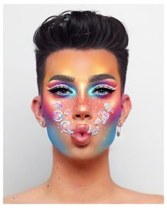 Makeup Eye Looks, Crazy Makeup, Cute Makeup, Awesome Makeup, Maquillage Normal, Make Up Designs, Beauty Make-up, Beauty Dupes, Luxury Beauty