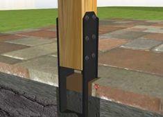 Herrajes estructurales para madera y vigas de madera for Tejado de madera o hormigon
