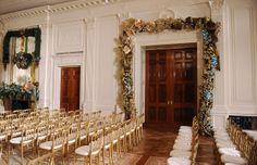 Desember holiday decor Us News Whitehouse Decoration