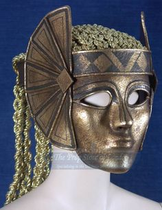 Anaksunamun Battle Mask (The Mummy Returns)